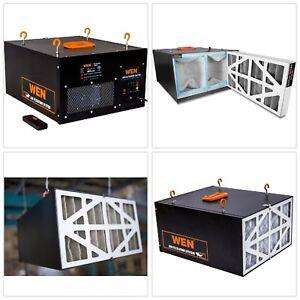 Workshop Air Filtration