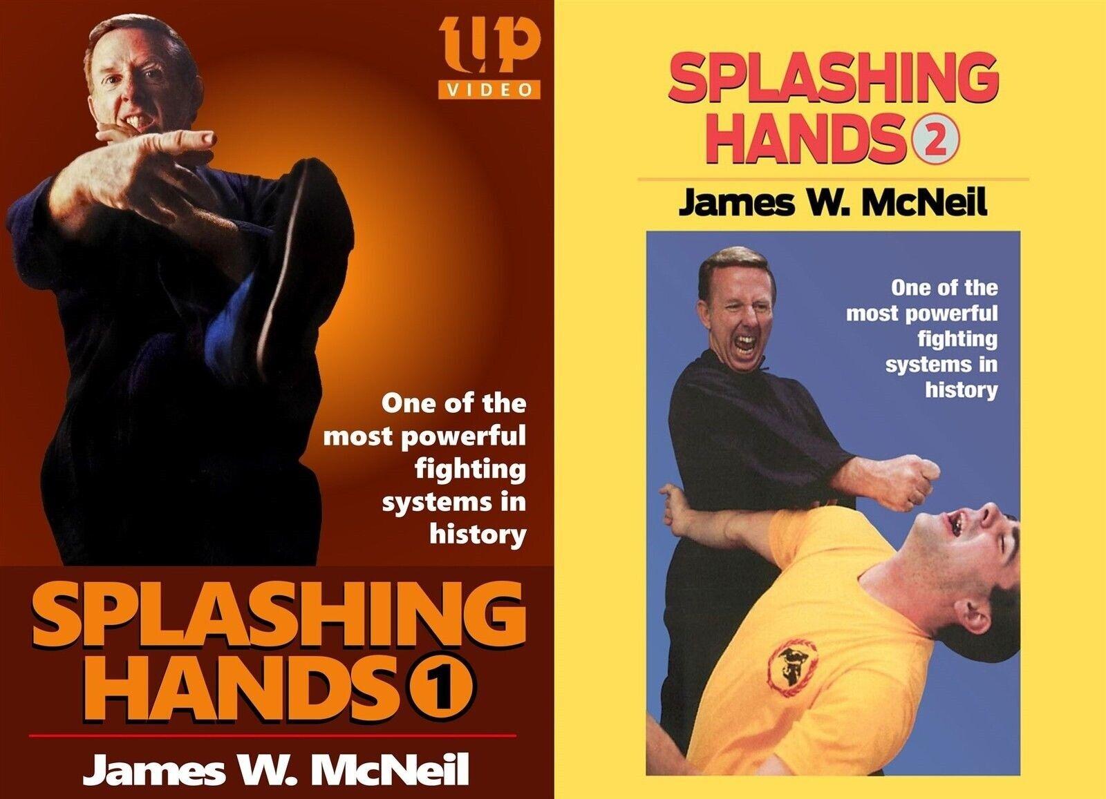 2 dvd set splashing