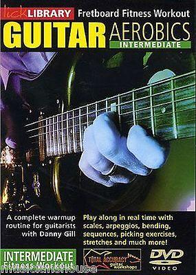 Learn Guitar Fretboard In 10 Minutes : learn, guitar, fretboard, minutes, LIBRARY, GUITAR, AEROBICS, INTERMEDIATE, Fretboard, Workout, Learn
