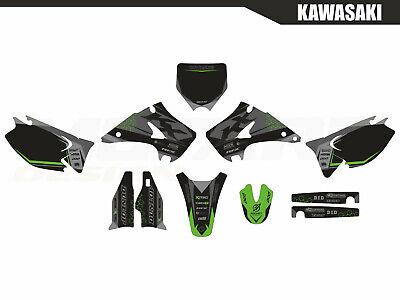 Kawasaki KX 125 250 2003 2004 2005 2006 2007 2008