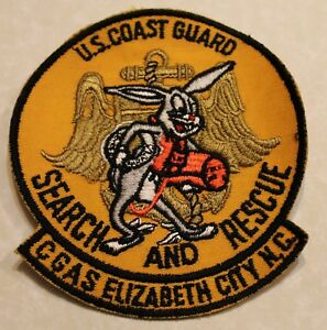 Elizabeth City NC Coast Guard Air Station Search & Rescue ...
