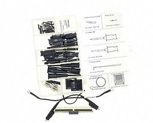 Tektronix 020-2662-01 Logic Probe Accessory Kit + 4X 206