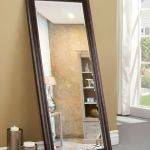 Full Body Mirror Beveled Oversized Glass Size Decorative Vanity Floor Silver For Sale Online Ebay