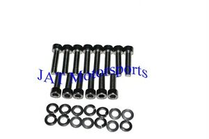 Mitsubishi Eclipse Stainless Socket head Valve Cover Bolts