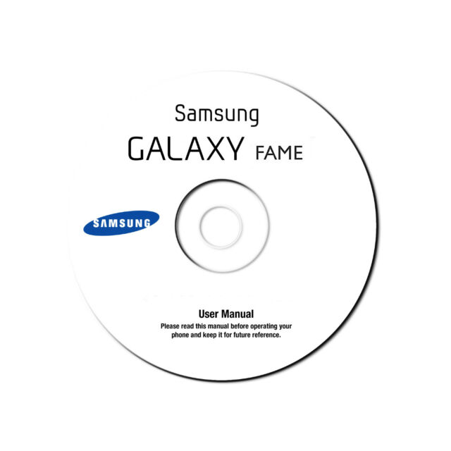 User Manual for Samsung Galaxy Fame GT-S6810 Smart Cell