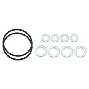 Oil Filter Cover O-ring Drain Plug Washer KX450F KX450 KX