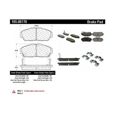 Calipers Without Pads Replacement Parts Friction Ready Non