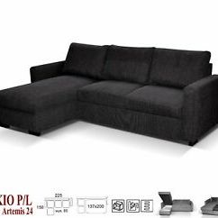 Large Dark Grey Corner Sofa Newport Fabric Convertible Bed Costco New Universal With Image Is Loading