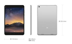 Xiaomi MiPad2 Mi Pad 2*Android or Windows 10*Intel Atom X5-Z8500*metal
