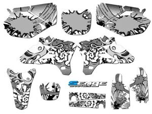 2005 YZ 250F 450F GRAPHICS KIT YZ250F YZ450F YAMAHA DECO