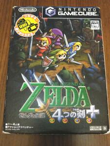 The Legend Of Zelda: Four Swords Adventures : legend, zelda:, swords, adventures, Legend, Zelda:, Swords, Adventures, Nintendo, GameCube, NTSC-J, Japan, 4902370508840