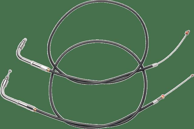 Barnett 101-30-30025-08 Black Vinyl Throttle Cable for