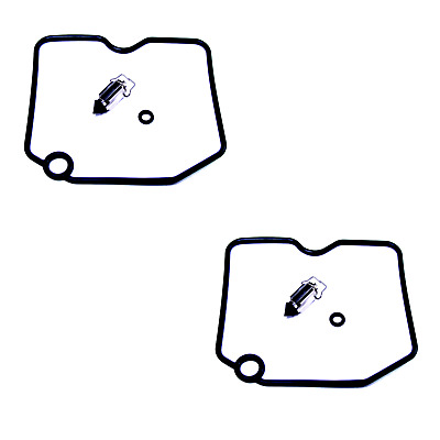 2x Vergaser Reparatursatz für Kawasaki VN 1500 W 650