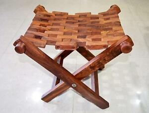 rocking chair with footstool india paul mccobb hand made wooden mesh folding stool footrests and ottomans image is loading