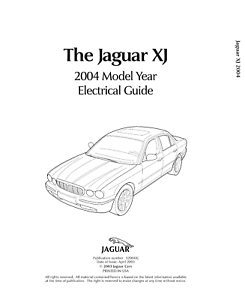 Jaguar Xj Manual Pdf