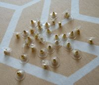 20pcs Secure Earring Backs for Heavy Earrings Stoppers ...