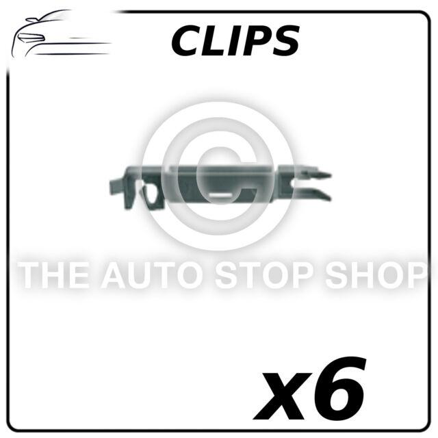 Clips Windscreen Moulding windscreen Renault Vel Satis