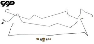 1955-59 CHEVY TRUCK PREBENT FRONT POWER DISC BRAKE LINE