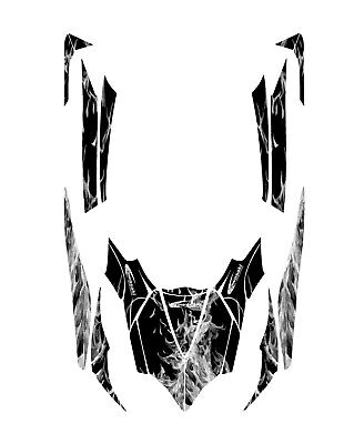 KAWASAKI ultra 300 x jetski Jet Ski Graphic Kit pwc decals
