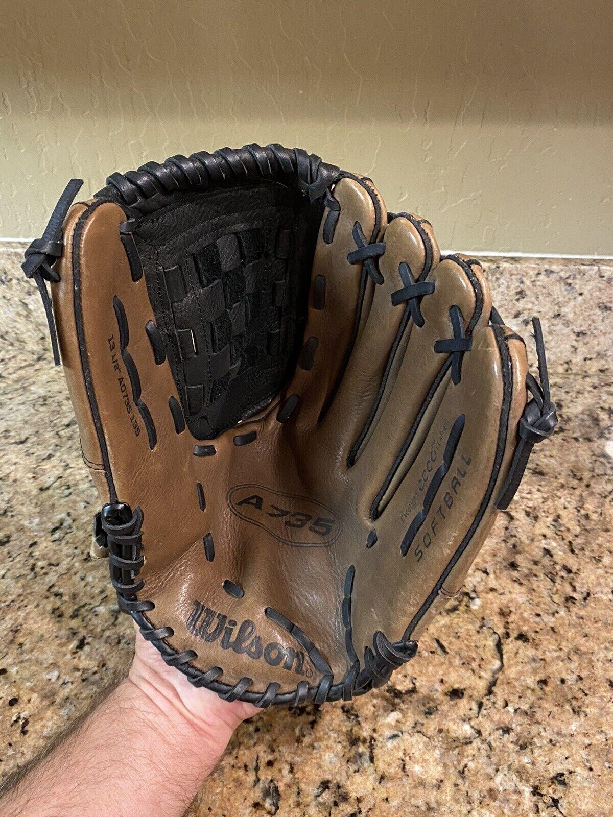 Glove Softball : glove, softball, Wilson, Carbonlite, Series, Softball, Glove, Leather, Online