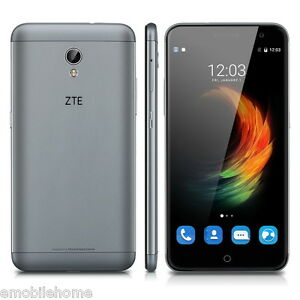 """ZTE Blade V7 5.2"""" FHD IPS 2.5D 4G LTE Smartphone Android 6.0 Octa Core 2GB+16GB"""