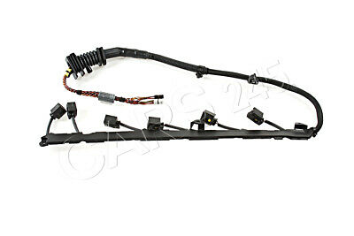 Genuine BMW Wiring Harness Engine Injector Module X5 X6