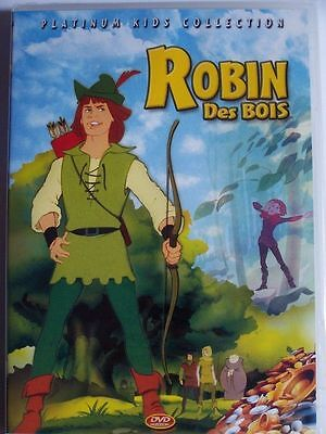 Robin Des Bois Dessin Anime : robin, dessin, anime, ROBIN, PLATINUM, COLLECTION, DESSIN, ANIME