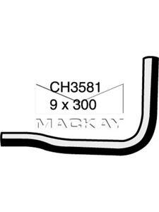 Mackay Engine By Pass Hose Mitsubishi Pajero NH 3.0L V6