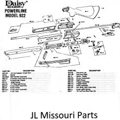 Daisy 880 Parts Diagram Wiring For Single Phase Reversible Motor
