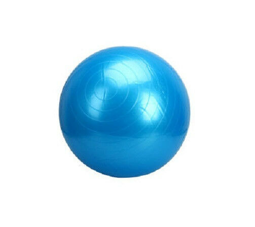 gym ball chair best gamer 75cm sports balance pilates yoga fit exercise office core workout ebay