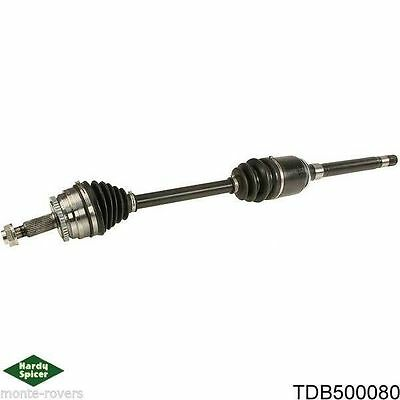 LAND ROVER FRONT AXEL SHAFT CV JOINT RH RANGE SPORT LR3