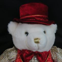 Neal Sofaworks Teddy Quality Sofas At Discount Prices Big Vintage 2003 Snowflake Bear New Animal Christmas Plush Stuffed Toy 1f6930