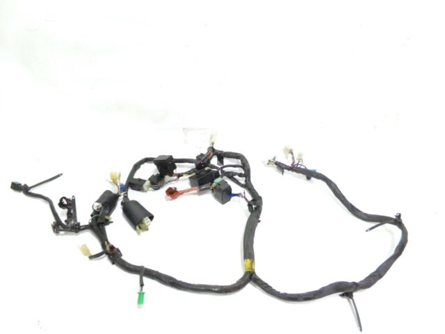 00 01 YAMAHA YZF R1 YZFR1 MAIN ELECTRICAL WIRES CABLING