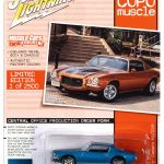 Johnny Lightning Jlmc014 Muscle Car 1980 Chevy Malibu Ver B Dark Green For Sale Online Ebay