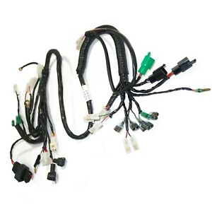 Complete Wiring Loom Harness 12v For Royal Enfield