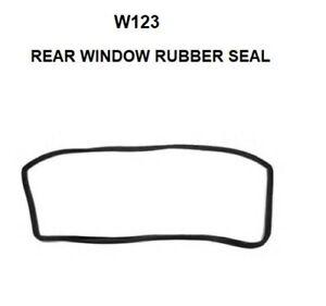 Mercedes Benz W123 REAR WINDSCREEN Seal Rubber Gaskets 200