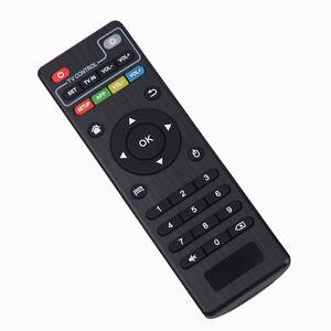 Most Popular TV Box: Android Tv Box Remote Control