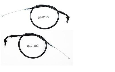 Motion Pro Throttle Cables For The 1996-1997 Suzuki