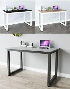 details sur westwood pc ordinateur bureau d angle en bois de bureau table de bureau de poste de travail moderne afficher le titre d origine