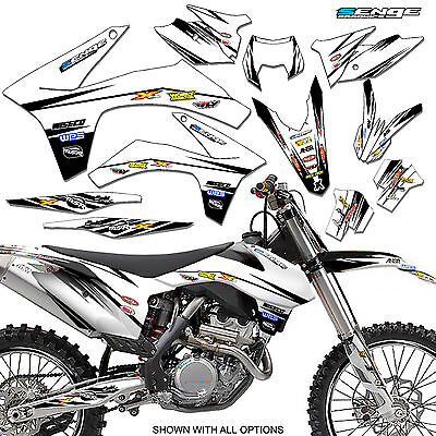 2011 2012 XC XC-F XCF 150 250 300 350 GRAPHICS KIT FITS