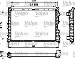 VALEO Engine Cooling Radiator Fits ALFA ROMEO 145 146 155