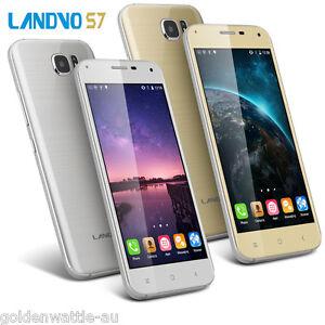 5.0'' Landvo S7 IPS HD Android Quad Core Dual SIM 1GB+16GB Mobile Smartphone UK
