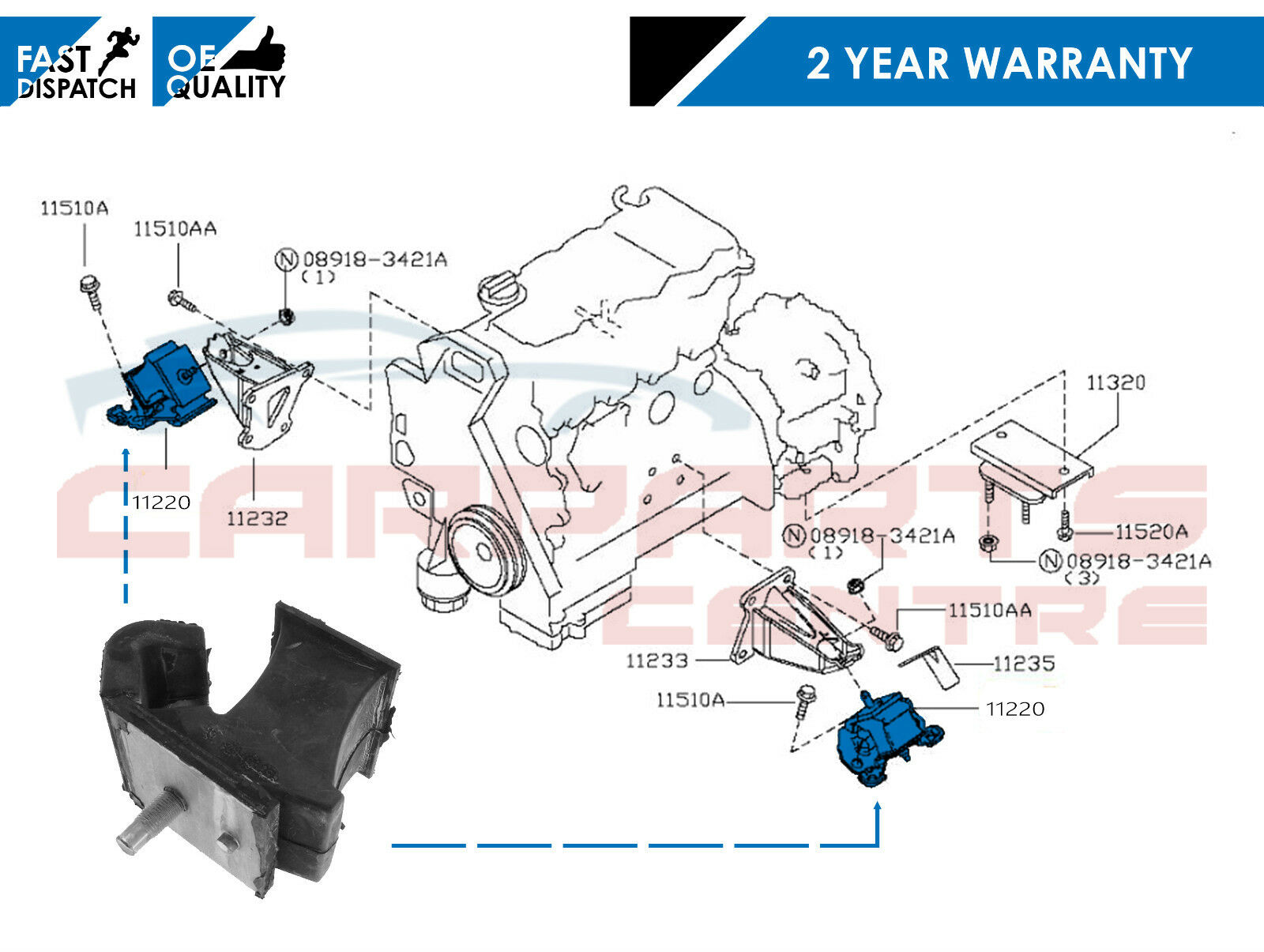 nissan x trail t30 wiring diagram 24 volt jasco alternator for navara d40 pathfinder 2 5 r51 yd25ddti front