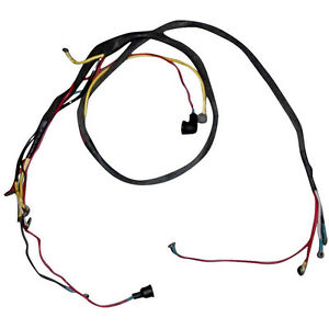 1100-0584HN New Wiring Harness fits Ford Model 8N Side