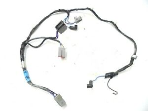 1994-2004 Mustang Convertible Center Console Wiring