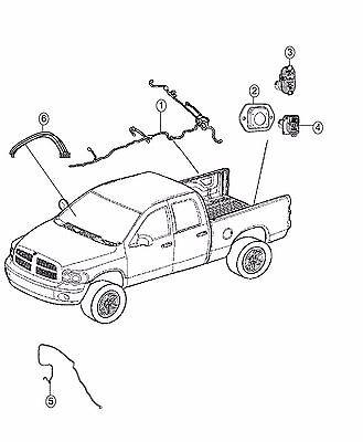 2012 Dodge Ram 4500 5500 Wiring Chassis & Underbody