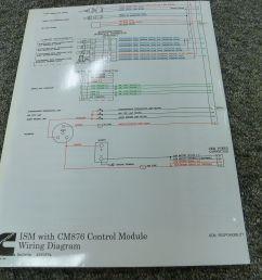 ism fuse diagram wiring diagram data todayism fuse diagram wiring diagram cummins ism engine with cm876 [ 1600 x 1200 Pixel ]
