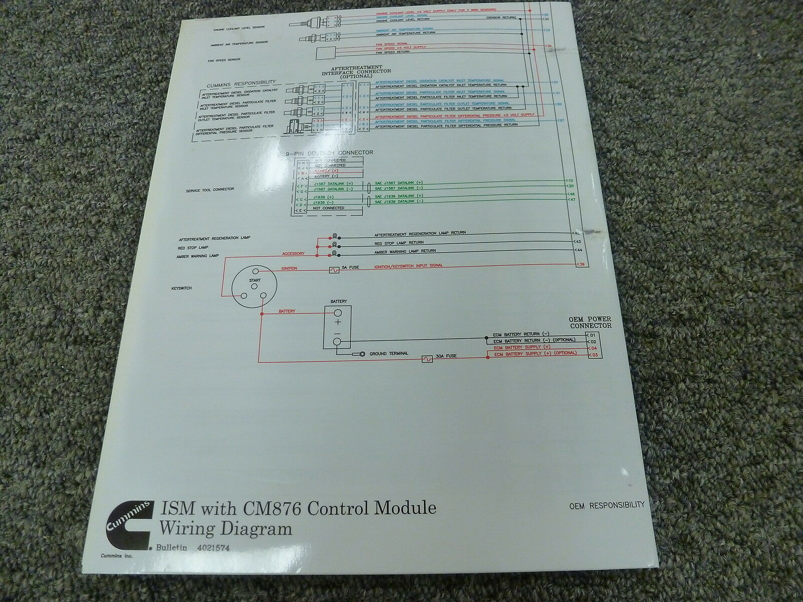 hight resolution of ism fuse diagram wiring diagram data todayism fuse diagram wiring diagram cummins ism engine with cm876