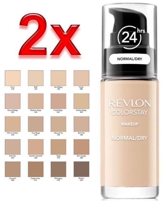 Revlon Colorstay Whipped Foundation : revlon, colorstay, whipped, foundation, Revlon, Colorstay, Whipped, Creme, Cream, Foundation, Choose, Shade, Natural