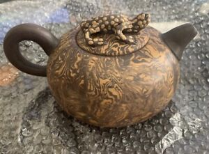 Teavana Chinese Lizard Yixing Clay Teapot - New with Tag